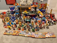 Massive Fisher Price Rescue Heroes Collection Halethorpe, 21227