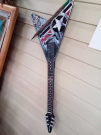 black and white lacrosse stick Northport, 11768