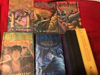 Harry Potter 1-7 hardcover
