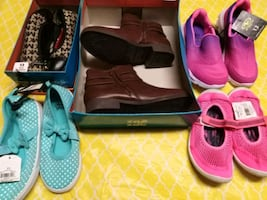 Girls shoes, brand new
