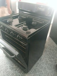 Kitchen Aid gas stove Cleveland