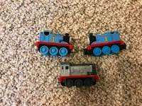 Thomas and friends take-n-play engine launcher wit