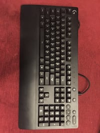 Logitech G213 RGB Gaming Keyboard North Vancouver, V7M 1H5