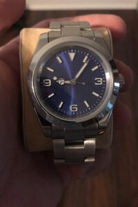 Two automatic watches
