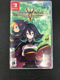 Labyrinth of Refrain: Coven of Dusk for Nintendo Switch Mississauga, L5J 1J7