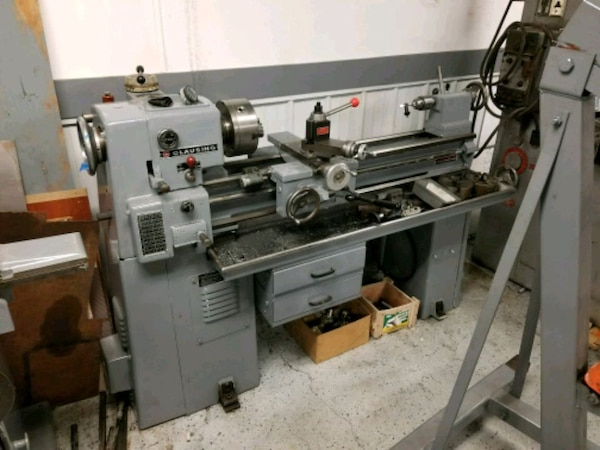 Lathe For Sale >> Clausing 5914 Lathe