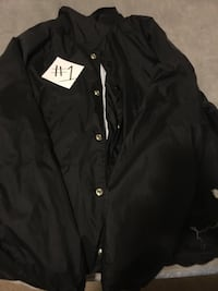 Wind breaker and shirts