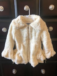 Girls spring light weight coat size 4-5