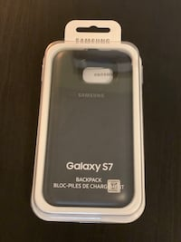 Galaxy S7 Battery Extending Backpack Case (Wireless Charging) Toronto