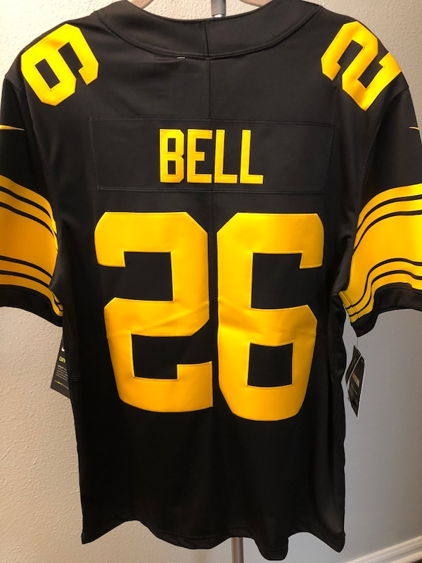 lowest price 323d4 814c4 Le'veon Bell Authentic Pittsburgh Steelers Jersey