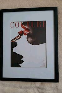 Framed Picture Couture