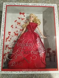 2012 Holiday barbie Fall Branch, 37656