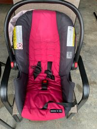 Graco car seat infant without base Nokesville, 20181