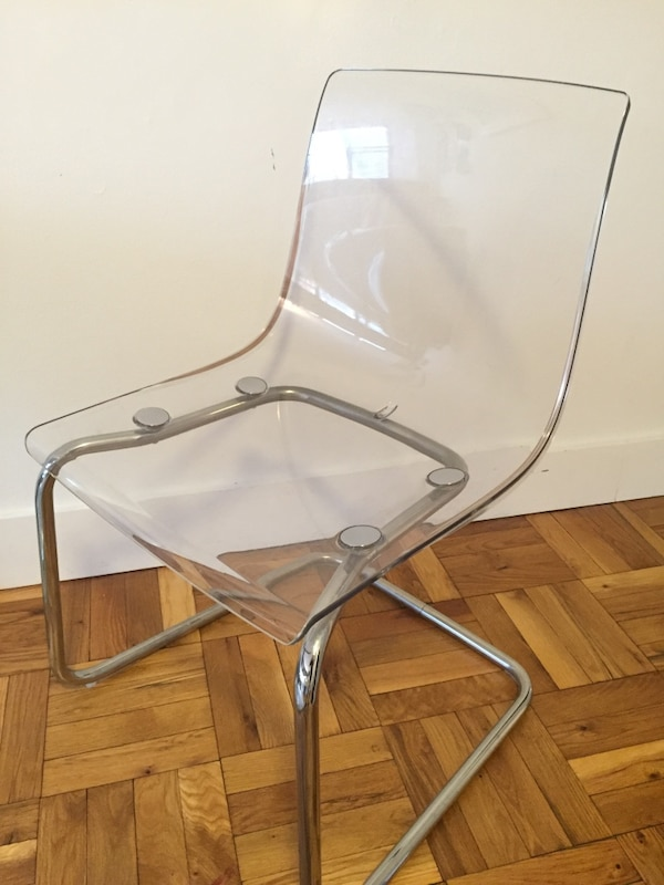 4 Ikea Tobias Chairs