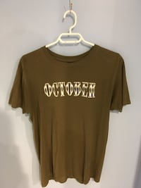 OVO Chrome October tee Mississauga, L5N 6W5