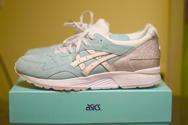süß billig frische Stile rationelle Konstruktion Ronnie Fieg x Asics GLV