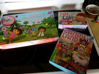 3 Board games with all their pieces  Burnaby, V3N 3Z7