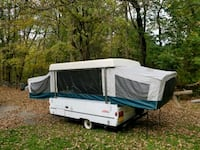 1997 Coleman sante fe camper, ready for camping ti Chester, 10918