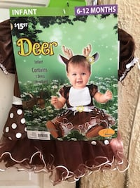 Brand new deer costume  Kissimmee, 34746