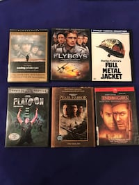17 War Genera DVD's $15 For All Of Them Calgary, T2M 2P2