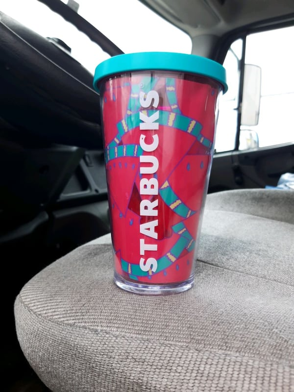 Starbucks  watermelon cup rare and hard to find  8a27d91d-2cec-40df-b15a-9c15af0dfcf3
