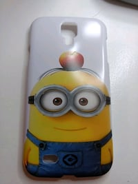 yellow and blue Minion iPhone case Chesterfield, 03443