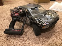 black and gray RC car toy Provo, 84604