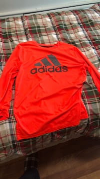 Orange Adidas T-Shirt Winnipeg, R3L 0P7