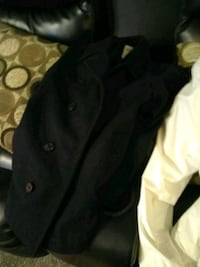 black button-up jacket 456 mi