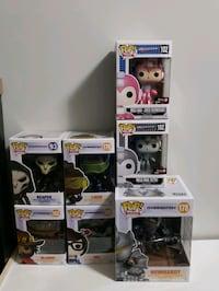 Blizzard: Overeatch funkos Richmond Hill, L4C 9V5