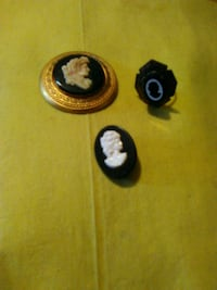 Cameo ring n 2pins Hedgesville