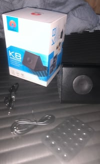 Bluetooth Portable Speaker, Louder Volume, with Stand for Smart Phone