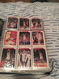 Collection of Vintage Chicago Bulls Cards Macon, 31220