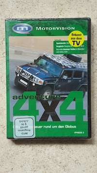 Adventure 4×4 DVD Neu!