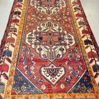 Bakhtiari Vintage Persian Rug (Size: 10 X 5 ft ) Richmond Hill