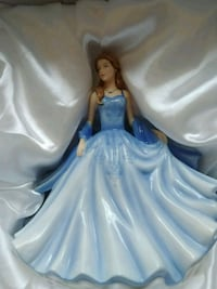Royal Doulton figurine signed by Michael Doulton.  555 km