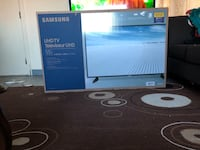 Samsung 55,, 4K UHD nothing open new 2018 Vancouver, V6A 3K2