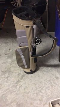 Men's Pro Select Golf Bag Like New