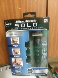 New Micro Touch solo trims Hedges and shaves hyper 415 mi