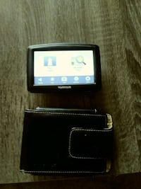Tomtom XL with leather case and charger Spokane Valley