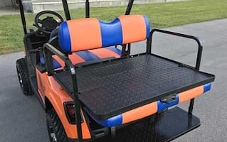Awesome 48 Volt 4 street Golf Cart