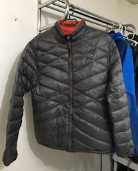 Brand New Paradox Reversable Jacket (Orange and Grey) Size L ford Men