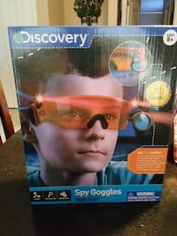 Discovery spy goggles box Saint Cloud, 34769