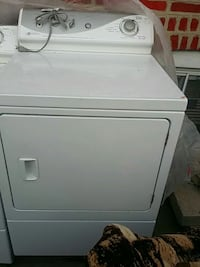 white front-load clothes washer Chicago, 60632