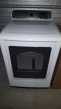FIRM Samsung 7.4-cu ft Electric Dryer (White) BRAND NEW