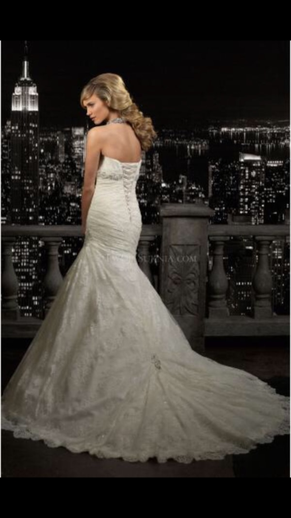 d7975db1e1 Used Mori Lee wedding dress size 4-6  450 for sale in East Palo Alto ...