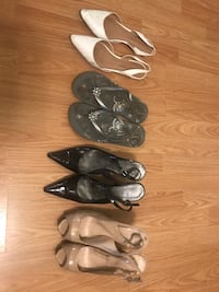 Size 7-7/5, all for $15 North Vancouver, V7K 2H4