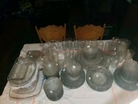 Princess House Fantasia Crystal Set For Sale!! Ogden, 84403