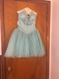 Atiana's Turquoise Prom Dress Westport, 06880