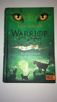 Warrior Cats (German) Blausterns Prophezeiung Düsseldorf, 40223